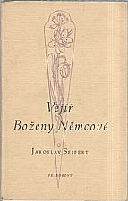 Seifert: Vějíř Boženy Němcové, 1940