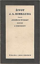 Štyrský: Život J. A. Rimbauda, 1930