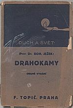 Ježek: Drahokamy, 1923