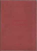 : Dopravní předpisy [ČSD -] D 2b, 1961
