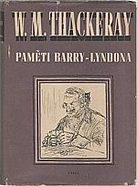 Thackeray: Paměti urozeného pana Barry-Lyndona, 1952