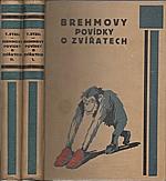 Etzel: Brehmovy povídky o zvířatech. I-II, 1928