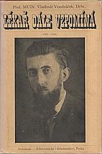 Vondráček: Lékař dále vzpomíná (1920-1938), 1978