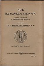 Neumann: Hus dle nejnovější literatury, 1931