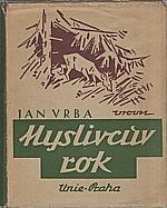 Vrba: Myslivcův rok, 1949