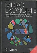 Soukupová: Mikroekonomie, 2001