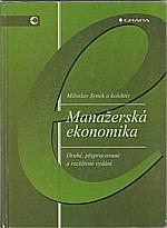 Synek: Manažerská ekonomika, 2001
