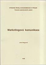 Nagyová: Marketingová komunikace, 1998