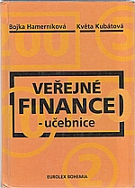 Hamerníková: Veřejné finance, 2000