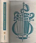 Heym: Listiny Andrease Lenze, 1966