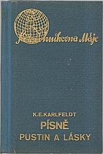 Karlfeldt: Písně pustin a lásky, 1939