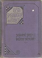 Němcová: Povídky. Řada první, 1904