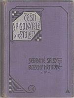 Němcová: Povídky. Řada druhá, 1906