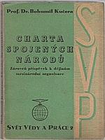 Kučera: Charta Spojených národů, 1946
