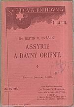 Prášek: Assyrie a dávný orient, 1914