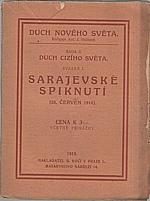 Pichon: Sarajevské spiknutí (28. června 1914), 1919