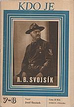 Šimánek: A. B. Svojsík, 1946