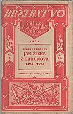 Urbánek: Jan Žižka z Trocnova : 1424-1924, 1924