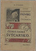 Kafka: Česko-saské Švýcarsko, 1923