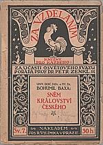 Baxa: Sněm království Českého, 1914