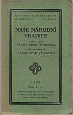Novotný: Tradice cyrilometodějská, 1928