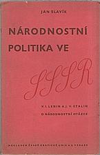 Slavík: Národnostní politika ve SSSR, 1945