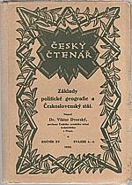 Dvorský: Základy politické geografie a Československý stát, 1923