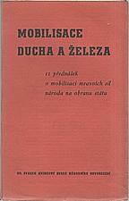 : Mobilisace ducha a železa, 1936