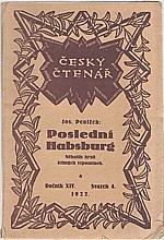Penížek: Poslední Habsburg, 1922