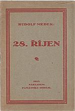 Medek: 28. říjen, 1923