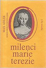 Adler: Milenci Marie Terezie, 1991