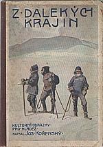 Kořenský: Z dalekých krajin, 1919