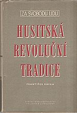 Kavka: Husitská revoluční tradice, 1953