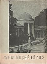 Štěpánek: Mariánské lázně, 1970