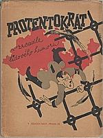 : Protentokrát v zrcadle lidového humoru, 1945