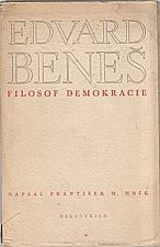 Hník: Edvard Beneš, filosof demokracie, 1946