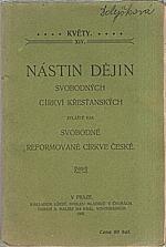 Adlof: Nástin dějin svobodných církví křesťanských, zvláště pak svobodné reformované církve české, 1905