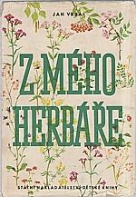 Vrba: Z mého herbáře, 1961