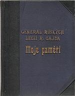Gajda: Moje paměti, 1924