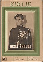 Maška: Josef Škalda, 1946
