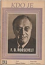 Maška: F. D. Roosevelt, 1946