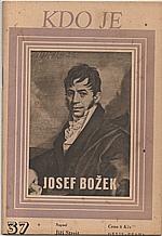 Streit: Josef Božek, 1946