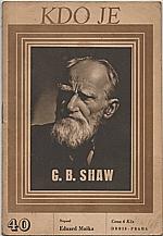 Maška: G. B. Shaw, 1947