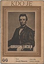 Matoušek: A. Lincoln, 1947