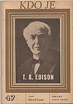 Cenek: T. A. Edison, 1947