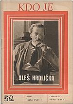 Palivec: Aleš Hrdlička, 1947