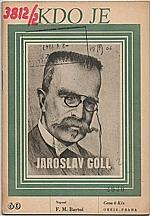 Bartoš: Jaroslav Goll, 1947