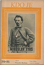 Havlíček: Miroslav Tyrš, 1947