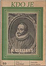 Krejčí: M. Cervantes, 1947