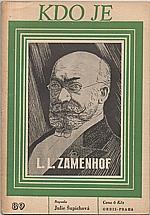 Šupichová: L. L. Zamenhof, 1947